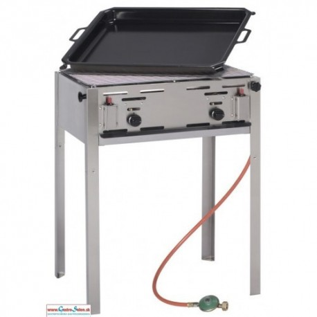 Plynový gril GRILL-MASTER-MAXI